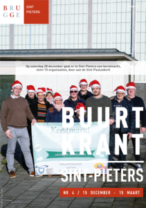 buurtkrant sint-pieters december 2019